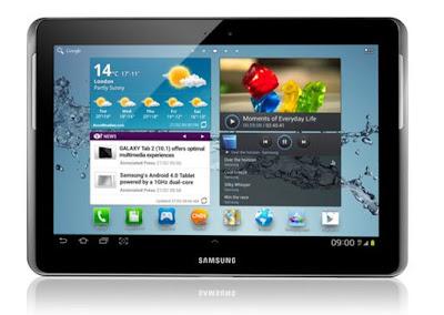 Samsung Galaxy Tab 2 P5100 Tablet
