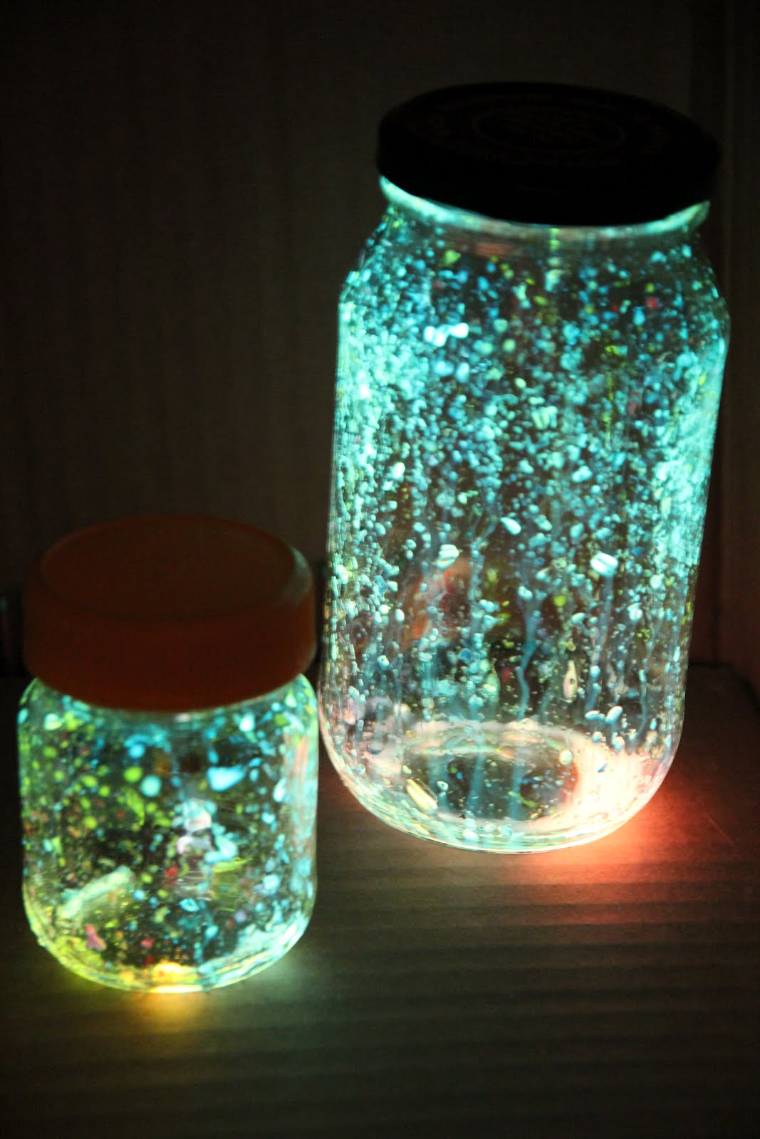 what do you do all day a glow jar of fireflies. Black Bedroom Furniture Sets. Home Design Ideas