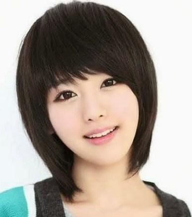 Trends Model Rambut Perempuan Tomboy Untuk Wajah Bulat
