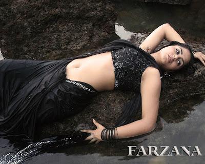 Farzana hot photo