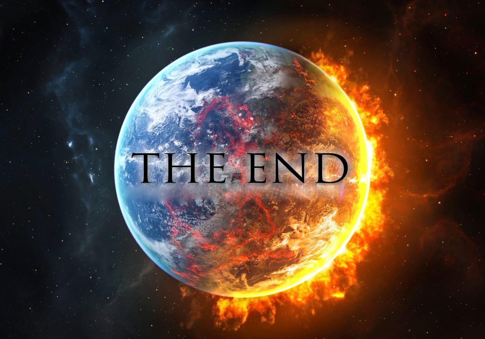 7 maneiras de como o mundo pode acabar