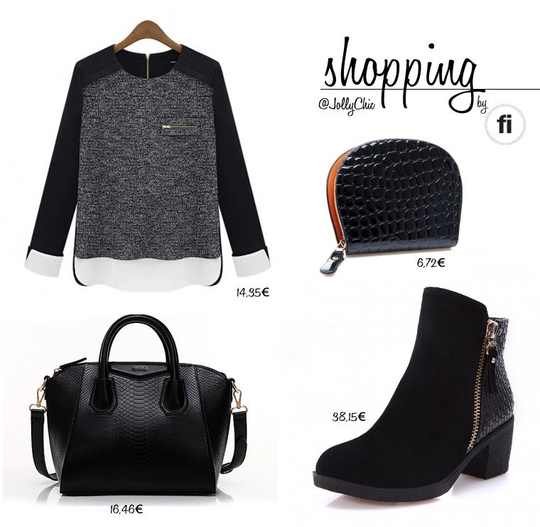 compras e review de peças da jollychic blog de moda fashion icons