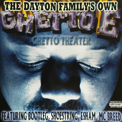 Ghetto E – Ghetto Theater (CD) (2001) (320 kbps)