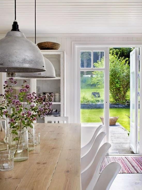 Dustjacket Attic Interiors Swedish Cottage