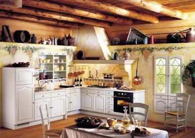 cocina estilo frances