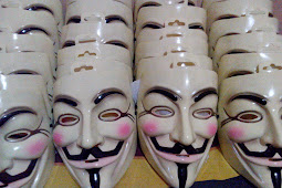 Jual Mask Anonymous V For Vendetta Ori Denmark