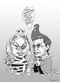 ABEJA REINA VS BOMBÓN I