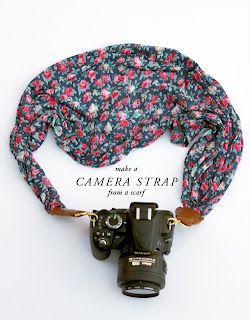 5 Unique Gifts camera strap