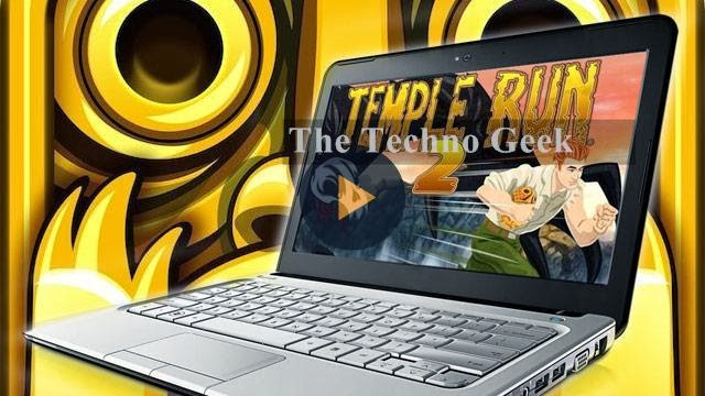 Download Temple Run 2 for PC/Laptop free 2014 - Windows XP, 7, 8 and
