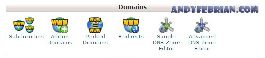 Cara redirect domain pic 1