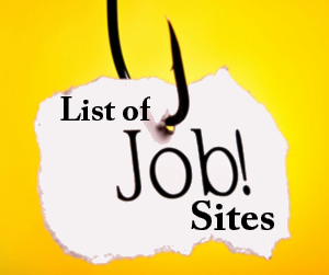 List of Job Search Websites in India, find job quickly. - Isak MM