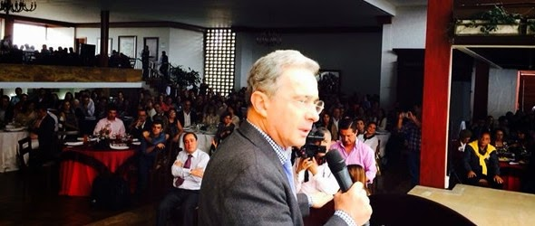 presidente Álvaro Uribe