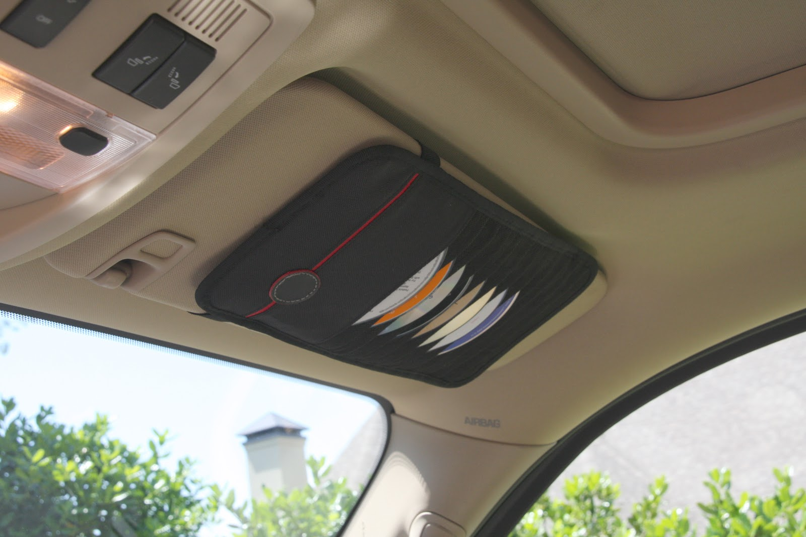 Car organization the front seat simply organized just like in your home any time you can take advantage of vertical space that is the way to go more than 10 years ago i bought this disc organizer and solutioingenieria Gallery