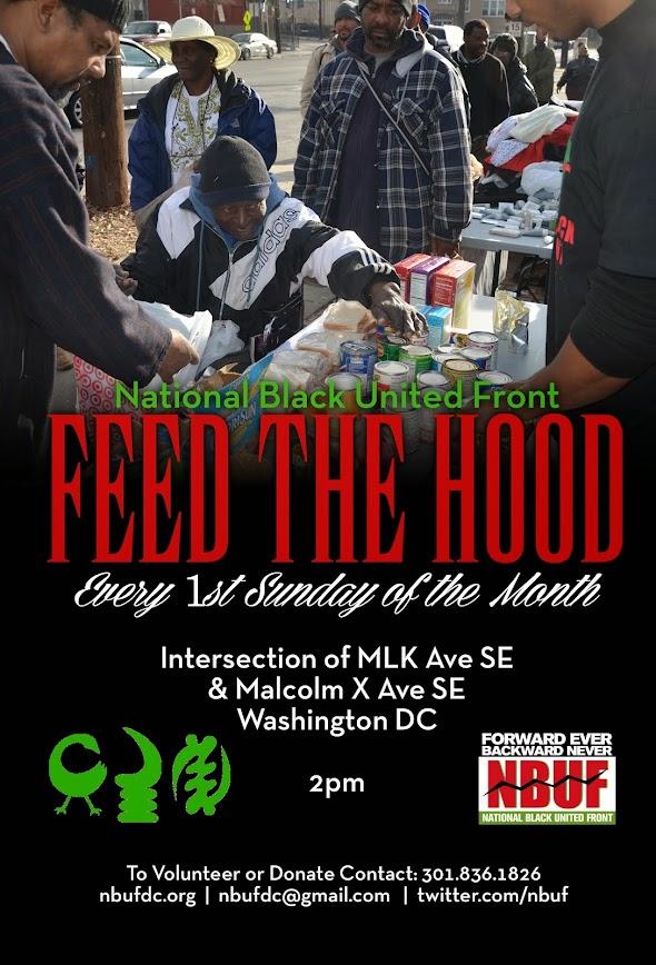 feed the hood