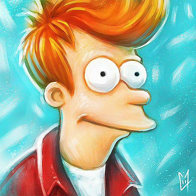 Fry painting
