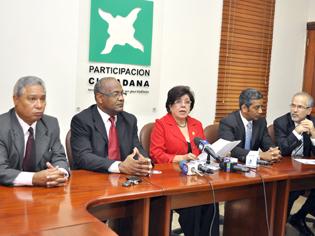 PC denuncia falta de transparencia, campaña prematura, incremento de inseguridad y narcotráfico caracterizaron 2011.