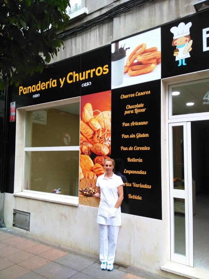 Pan - Churros - Delicias