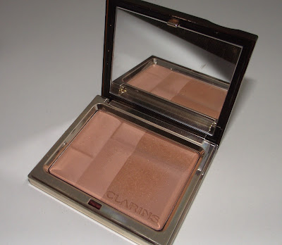Clarins Bronzing Duo Mineral Powder Compact Review - 02 Medium