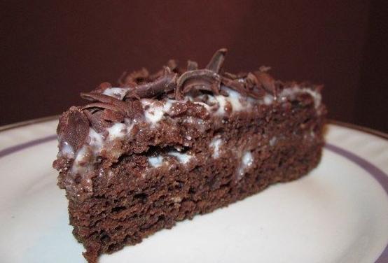 Торт овсяного печенья рецепт фото