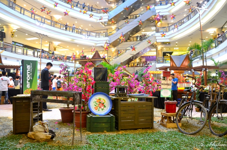 Oh Fish Iee Raya Promotion 1 Utama Shopping Mall