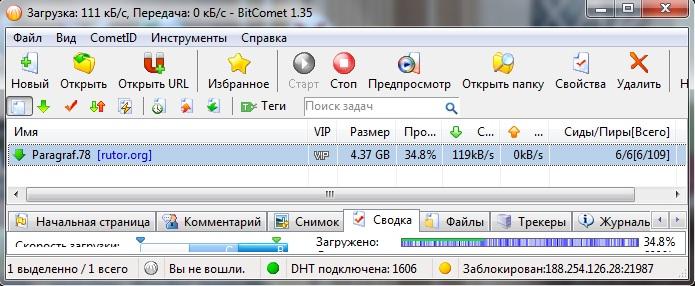 Как не раздавать торрент файлы