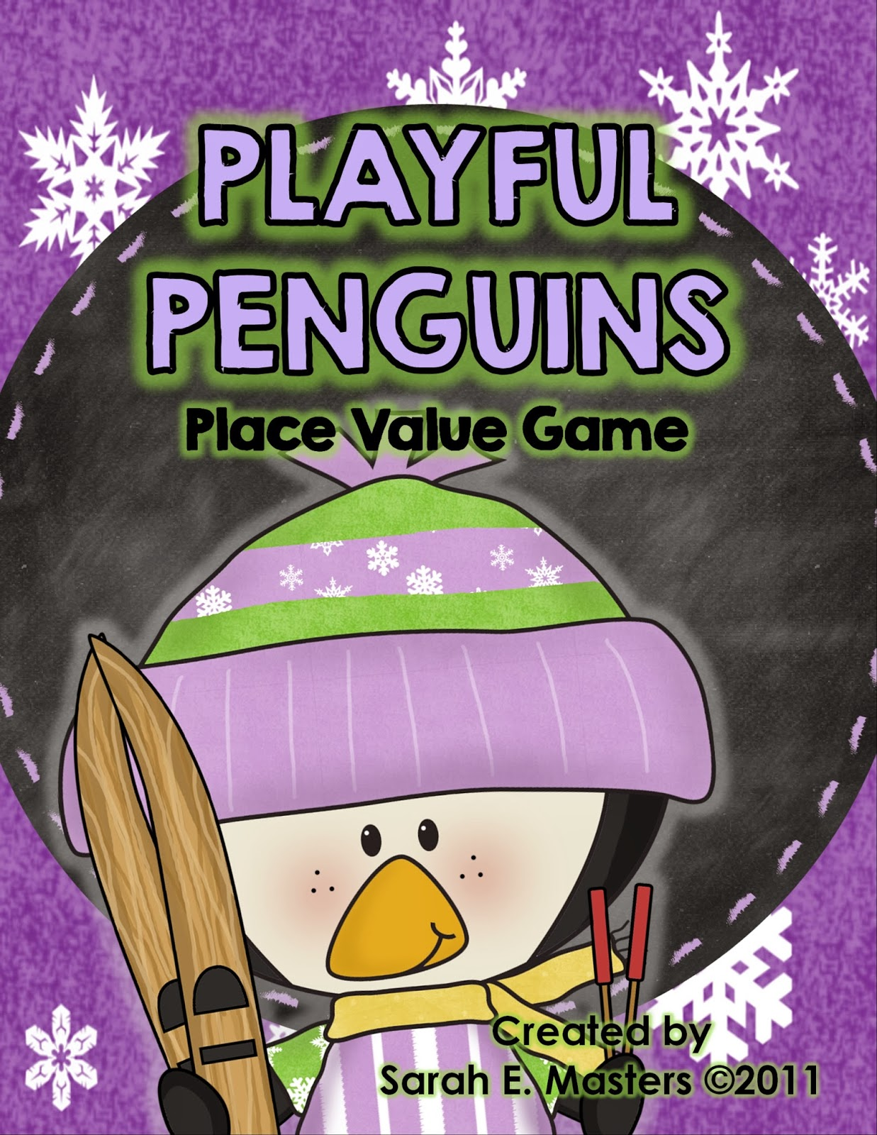http://www.teacherspayteachers.com/Product/Penguin-Place-Value-Math-Game-Math-Center-or-Math-Workstation-179023