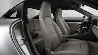 2012 Porsche 911 Carrera Coupe (911 not 998) Interior Layout