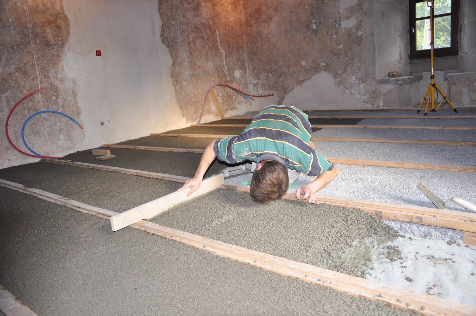 la basse passi re etape 17 fabriquer un contre plancher. Black Bedroom Furniture Sets. Home Design Ideas