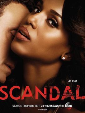Scandal Temporada 6 audio español