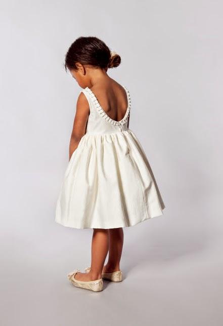 vestido fiesta para niña Vesper Clothier