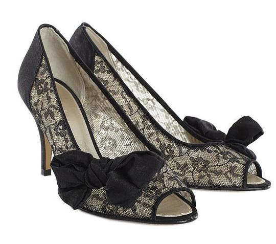 quot black lace bridal shoes 3 quot wedding bridal wedding dresses
