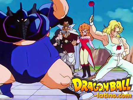 Dragon Ball Z capitulo 176