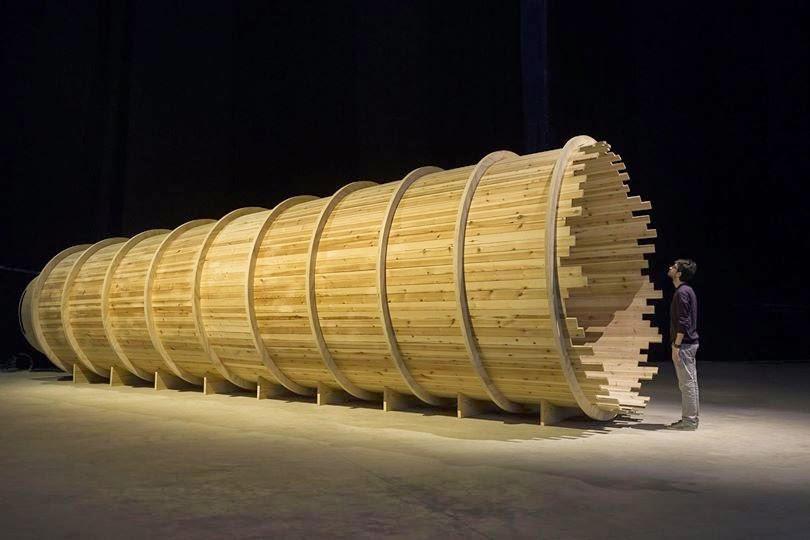 cosa fare a milano il primo maggio: scoprite le installazioni di Meireles in Hangar Bicocca