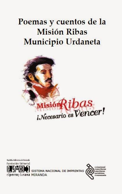 Poemas y cuentos de la Misión Ribas Municipio Urdaneta