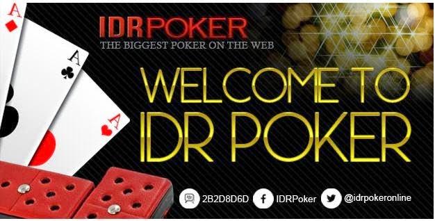 idrpoker.com agen texas poker dan domino online indonesia terpercaya