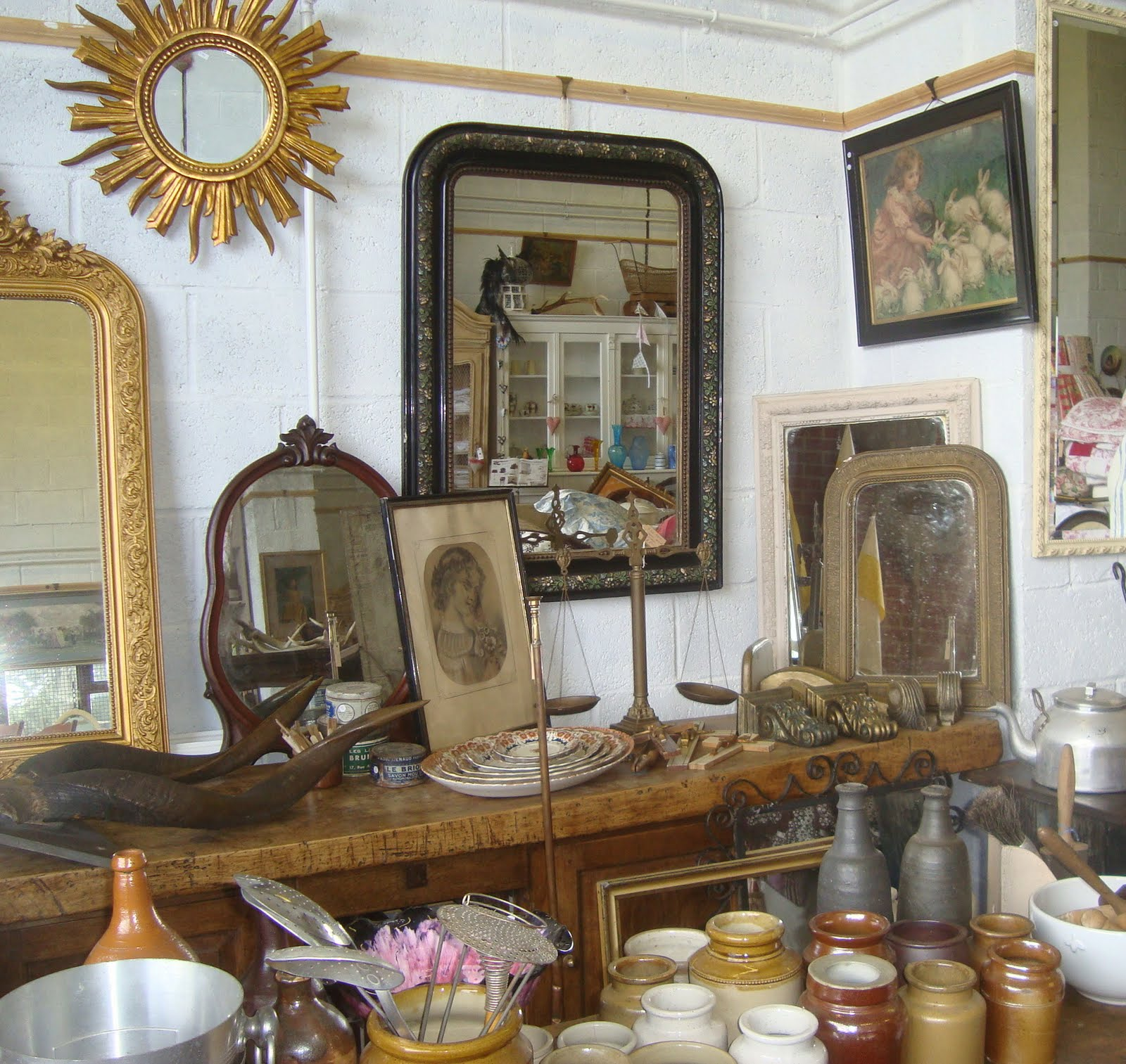Interesting Antique Textiles A New Brocante In East