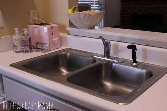 Not Wanting To Lose Parts Of Our Kitchen To An Unexpected Flood Leak, We  Decided To Replace Itu2026 And The Sink.