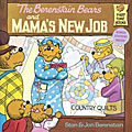 "Elementary school counselor teaches cooperation with Berenstain Bears' ""Mama's New job"" story"