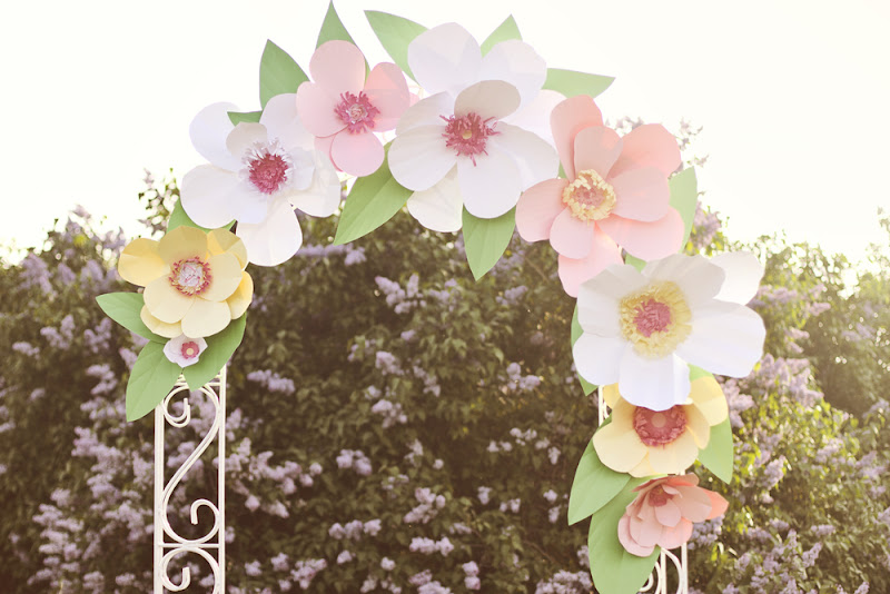 Design Imperia: Весенняя свадьба в цветущем саду