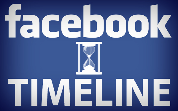 Overview of Facebook Timeline - Infografic