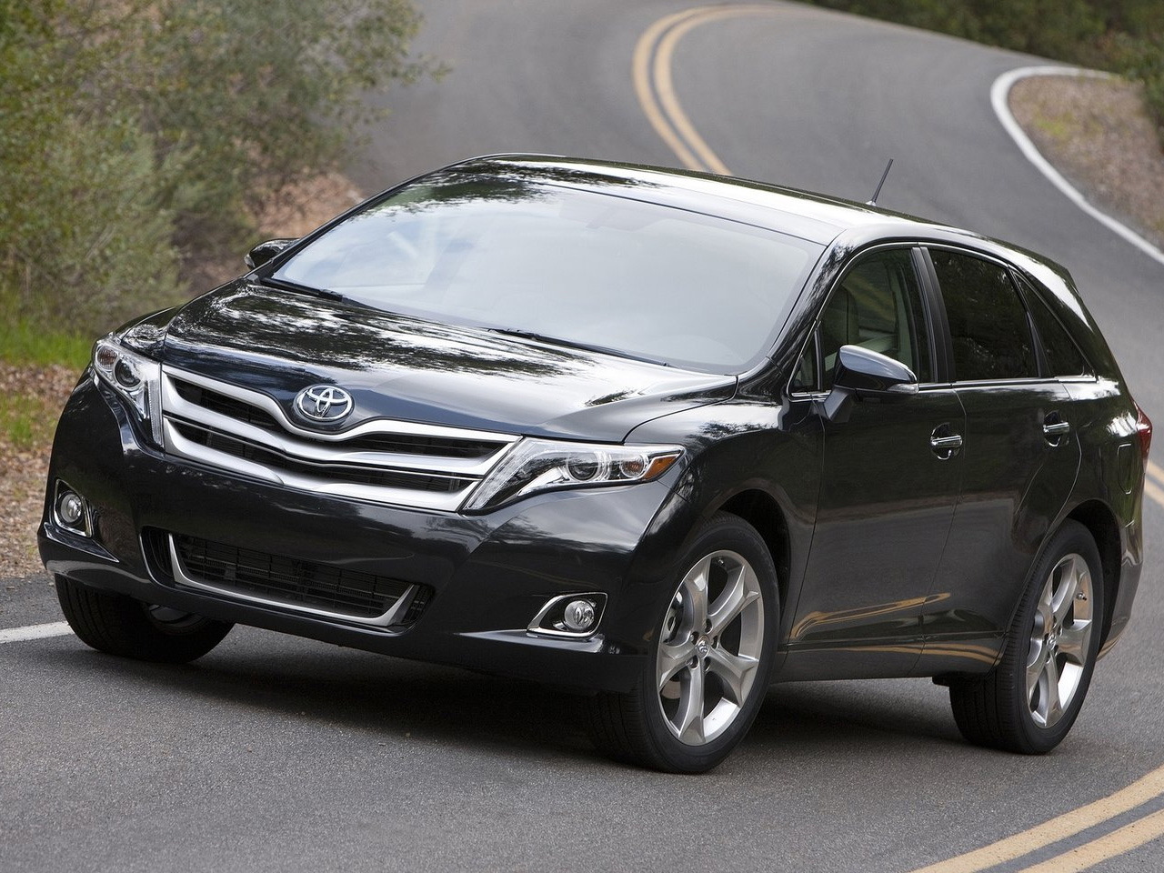 new style 2013 toyota venza release new car used car reviews picture. Black Bedroom Furniture Sets. Home Design Ideas