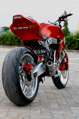 modif tiger street fighter