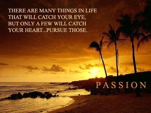 De ce pasiuni?