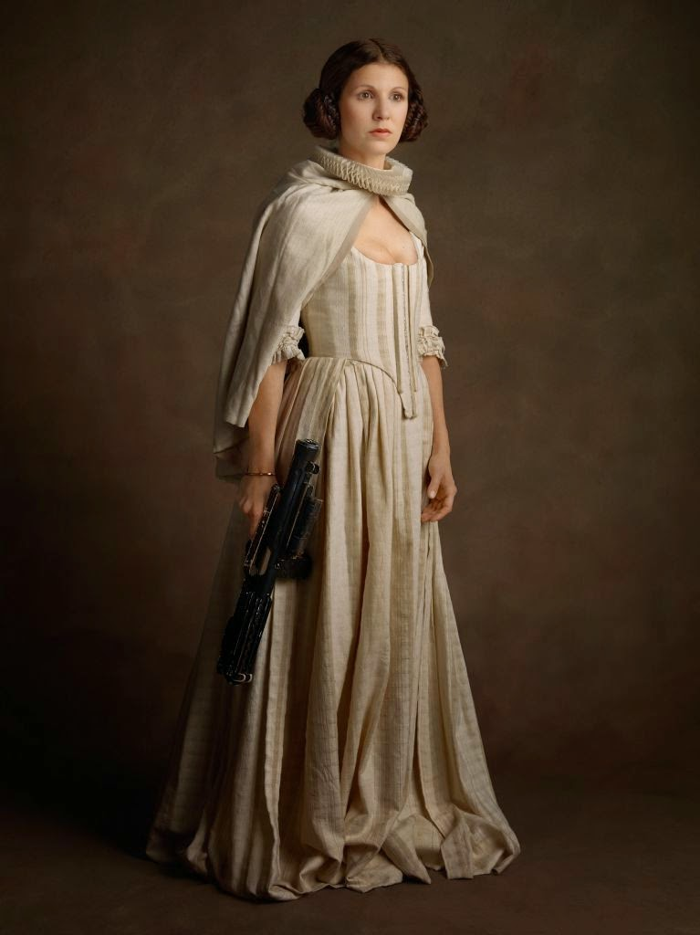 05-Princess-Leia-Organa-Sacha-Goldberger-Superheroes-in-the-1600s-www-designstack-co