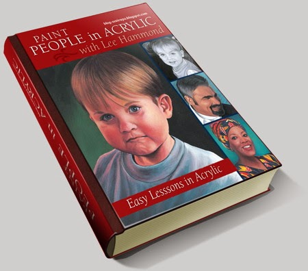 Paint People in Acrylic Ebook