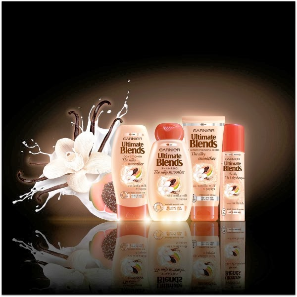 Garnier Ultimate Blends Haircare Silky Smoother