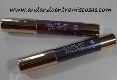 Color-Up Long Lasting Eyeshadow de Kiko