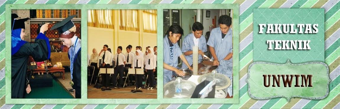 Fakultas Teknik UNWIM
