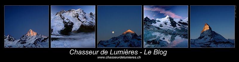 Chasseur de Lumières - Le Blog