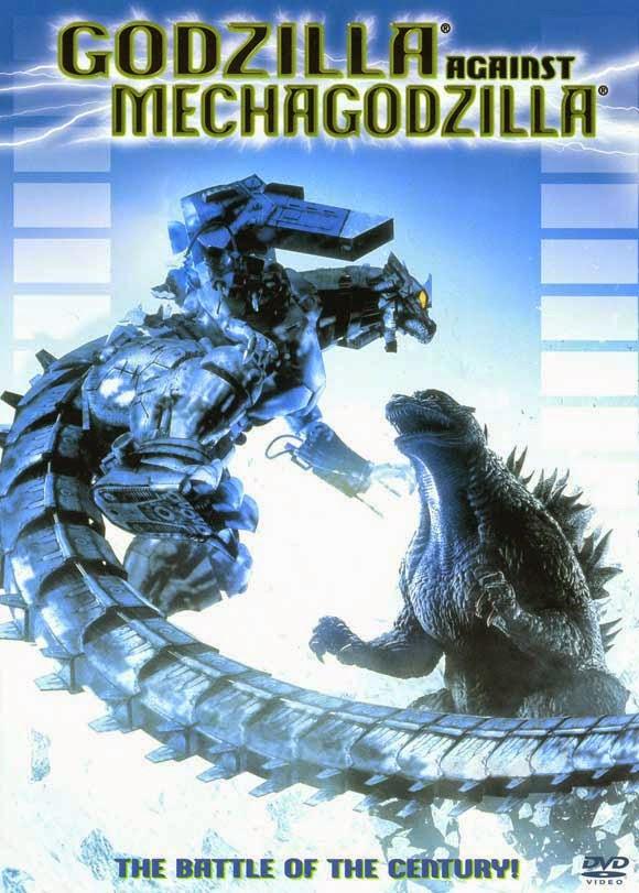 Godzilla Against MechaGodzilla 2002